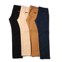 CALEE  Washed westpoint slim chino pants